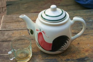 Chicken Tea Pot