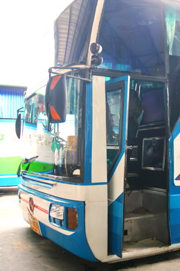 Bangkok Bus To Seam Reap