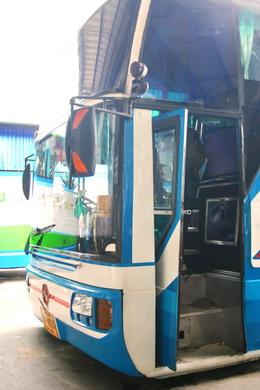 Bangkok Bus To Seam Reap