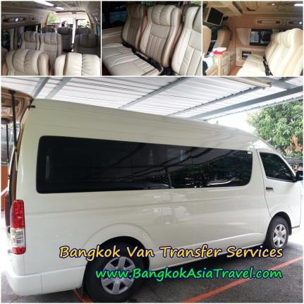 Bangkok Van Transfer Services