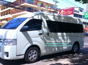 Pattaya Van Transfer Services (2)