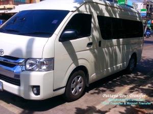 Pattaya Van Transfer Services (3)